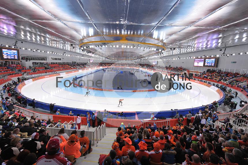 OLYMPICS: SOCHI: Olympic Park, Sochi2014, Adler Arena, ©photo Martin de Jong
