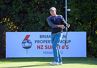 Jaeseung Na. Day two of the Jennian Homes Charles Tour / Brian Green Property Group New Zealand Super 6's at Manawatu Golf Club in Palmerston North, New Zealand on Friday, 6 March 2020. Photo: Dave Lintott / lintottphoto.co.nz