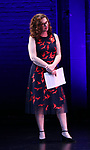 Julia Jordan on stage during the 9th Annual LILLY Awards at the Minetta Lane Theatre on May 21,2018 in New York City.