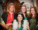 St Patricks Day Queen