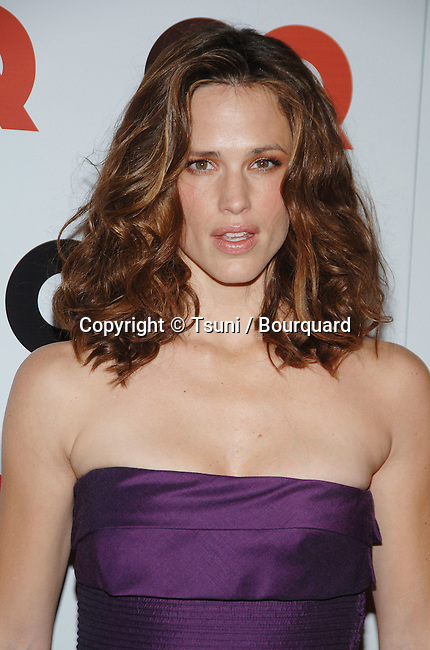 Jennifer Garner arriving at the 2006 GQ - Men Of The Year  at the Sunset Tower in Los Angeles.<br /> <br /> headshot<br /> eye contact