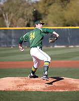 Kyler Bush - 2020 Central Arizona College Vaqueros (Bill Mitchell)