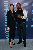 NEW YORK, NY - MAY 13: Corinne Foxx and Jamie Foxx at the FOX 2019 Upfront at Wollman Rink in Central Park, New York City on May 13, 2019. <br /> CAP/MPI99<br /> &copy;MPI99/Capital Pictures
