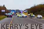 Road traffic accident on the N22 on Tuesday morning.