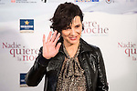 "French actress Juliette Binoche during the presentation of the film ""Nadie quiere la noche"" in Madrid, November 02, 2015. <br /> (ALTERPHOTOS/BorjaB.Hojas)"
