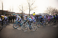 3 Days of De Panne.stage 3a: De Panne - De Panne ..Mark Cavendish (GBR) starting..