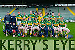 Kerry Team at the 2015 Waterford Crystal Cup Senior Hurling Quarter Final against UCC in Austin Stack Park on Saturday
