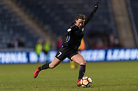 Bridgeview, IL - Saturday March 31, 2018: Taylor Comeau during a regular season National Women's Soccer League (NWSL) match between the Chicago Red Stars and the Portland Thorns FC at Toyota Park.