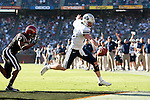 09FTB at SDSU 0350.CR2..09FTB at San Diego State University..#17 BYU-38.SDSU-28..October 17, 2009..Photo by Jaren Wilkey/BYU..Copyright BYU Photo 2009.All Rights Reserved.photo@byu.edu   (801)422-7322