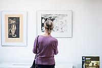 "2018/02/15 Berlin | Kultur | Ladengalerie ""junge Welt"""