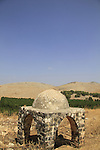Israel, Upper Galilee, the well by Khan Jub Yusuf
