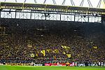 09.03.2019, Signal Iduna Park, Dortmund, GER, 1.FBL, Borussia Dortmund vs VfB Stuttgart, DFL REGULATIONS PROHIBIT ANY USE OF PHOTOGRAPHS AS IMAGE SEQUENCES AND/OR QUASI-VIDEO<br /> <br /> im Bild   picture shows:<br /> Gelbe Wand   S&uuml;dtrib&uuml;ne, <br /> Kurzer Moment von Sonnenschein &uuml;ber dem Signal Iduna Park, <br /> <br /> Foto &copy; nordphoto / Rauch