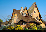 Witch's House, Spadena House, Harry Oliver Willat Studios 1921, Walden Drive, Beverly Hills, California