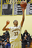 Craig Brown #33 of Uniondale drives to the basket for two points during a non-league game against Copiague in the Richard Brown Nassau-Suffolk Challenge at Uniondale High School on Saturday, Jan. 14, 2017. Uniondale won by a score of 71-62.