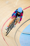 Chiu Vivien of R3-Cycling Team in action during the 500m Time Trial Women 14-16 Final at the Hong Kong Track Cycling Race 2017 Series 5 on 18 February 2017 at the Hong Kong Velodrome in Hong Kong, China. Photo by Marcio Rodrigo Machado / Power Sport Images