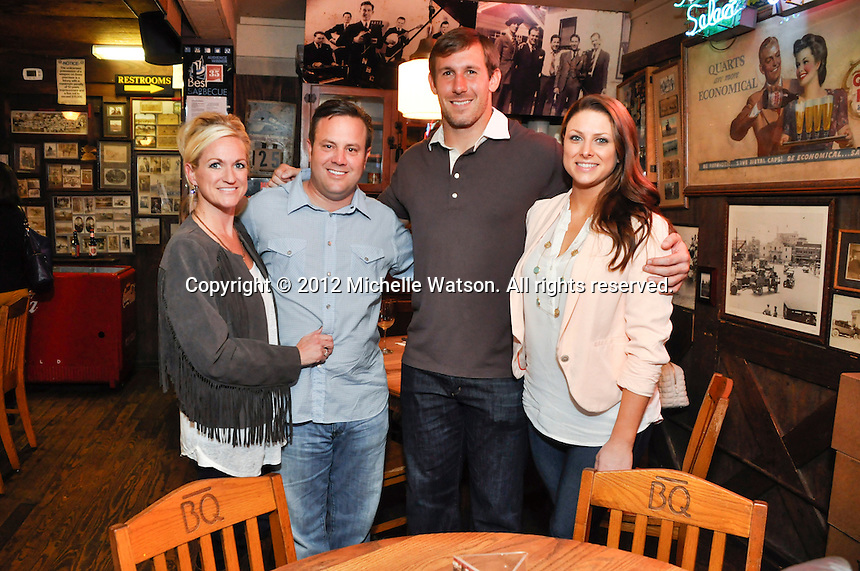 Goode Company BBQ with Owen Daniels