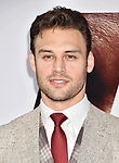 HOLLYWOOD, CA - JULY 17: Ryan Guzman attends the premiere of Columbia Picture's 'Equalizer 2' at TCL Chinese Theatre on July 17, 2018 in Hollywood, California.