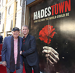 """Terrence McNally and Tom Kirdahy attends the Broadway Opening Night Performance of """"Hadestown"""" at the Walter Kerr Theatre on April 17, 2019  in New York City."""
