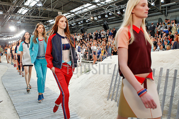 Tommy Hilfiger<br /> RTW Spring Summer 2014 New York Fashion Week September 2013