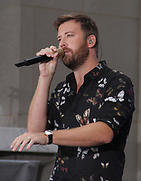 NEW YORK, NY - JULY 6:   Charles Kelley of Lady Antebellum perform at Citi Concert Series on NBC's Today Show  at Rockefeller Center in New York City on July 06, 2018. <br /> CAP/MPI/RW<br /> &copy;RW/MPI/Capital Pictures