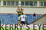 Colin McGillicuddy Kerry in action against  IT Tralee in the McGrath cup at Austin Stack Park on Sunday.