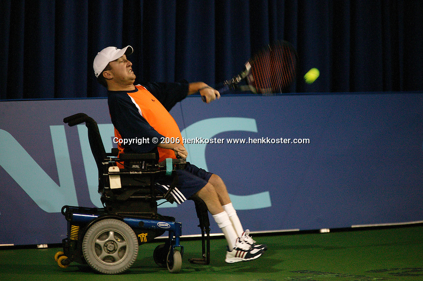 17-11-06,Amsterdam, Tennis, Wheelchair Masters, David Wagner
