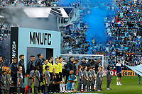 Minnesota United FC vs Los Angeles Galaxy, April 24, 2019