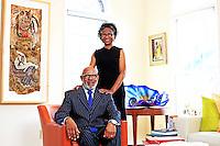 Cynthia Thompson Portraits w/husband