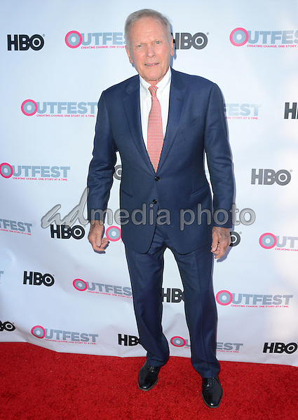 "11 July 2015 - West Hollywood, California - Tab Hunter. Arrivals for the 2015 Outfest Los Angeles LGBT Film Festival screening of ""Tab Hunter Confidential"" held at The DGA Theater. Photo Credit: Birdie Thompson/AdMedia"