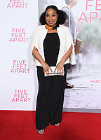 07 March 2019 - Westwood, California - Kimberly Herbert Gregory. &quot;Five Feet Apart&quot; Los Angeles Premiere held at the Fox Bruin Theatre. <br /> CAP/ADM/BT<br /> &copy;BT/ADM/Capital Pictures