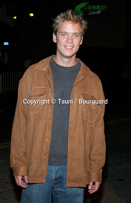 Bruce Michael Hall (Passions) arriving at The premiere of The RING  at the Bruin Theatre in Los Angeles. October 9, 2002.           -            HallBruceMichael_Passions96.jpg
