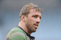 Chris Robshaw of Harlequins during the Aviva Premiership match between Harlequins and Bath Rugby at the Twickenham Stoop on Saturday 13th April 2013 (Photo by Rob Munro)