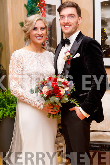 Moynihan/Kelly wedding in the Ballygarry House Hotel on Saturday December 21st