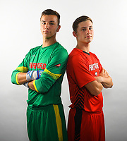 UHart MSoccer Photo Day 8/10/2018