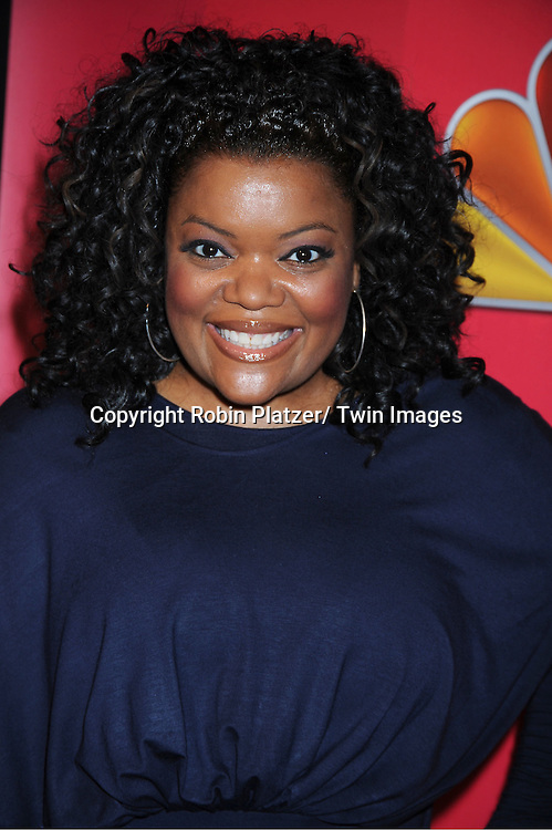 """Yvette Nicole Brown of """" Community"""" attending The NBC Upfront Presentation of the 2011-2012 Primetime Season on May 16, 2011 at The New York Hilton in New York City."""