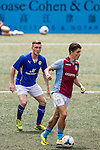 Leicester City vs Aston Villa during the Day 2 of the HKFC Citibank Soccer Sevens 2014 on May 24, 2014 at the Hong Kong Football Club in Hong Kong, China. Photo by Victor Fraile / Power Sport Images