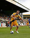 Chris Holroyd of Cambridge United during the Blue Square Premier match between Cambridge United and Gateshead at the Abbey Stadium, Cambridge on 29th August, 2009..© Kevin Coleman 2009 ....