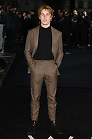 "LONDON, UK. March 08, 2019: Louis Hofmann arriving for the premiere of ""The White Crow"" at the Curzon Mayfair, London.<br /> Picture: Steve Vas/Featureflash"