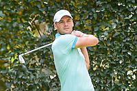Martin Kaymer (DEU) watches his tee shot on 5 during round 3 of the World Golf Championships, Mexico, Club De Golf Chapultepec, Mexico City, Mexico. 3/4/2017.<br /> Picture: Golffile | Ken Murray<br /> <br /> <br /> All photo usage must carry mandatory copyright credit (&copy; Golffile | Ken Murray)