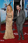 Bijou Phillips and Danny Masterson arriving at the premiere of Yes Man held at Mann Village Theater in Westwood, Ca. December 17, 2008