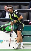 2011-02-08, Tennis, Rotterdam, ABNAMROWTT,  Ferrer