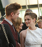 Kristen Stewart & Robert Pattinson at the Summit Entertainment's Premiere of The Twilight Saga : Eclipse held at the Los Angeles Film Festival at Nokia Live in Los Angeles, California on June 24,2010                                                                               © 2010 Debbie VanStory / Hollywood Press Agency