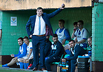 FK Trakai v St Johnstone&hellip;06.07.17&hellip; Europa League 1st Qualifying Round 2nd Leg, Vilnius, Lithuania.<br />Tommy Wright looks on<br />Picture by Graeme Hart.<br />Copyright Perthshire Picture Agency<br />Tel: 01738 623350  Mobile: 07990 594431