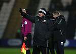 Chris Wilder manager of Sheffield Utd during the Checkatrade Trophy match at Blundell Park Stadium, Grimsby. Picture date: November 9th, 2016. Pic Simon Bellis/Sportimage