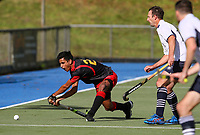 Auckland Premier Hockey during the first weekend of club sport after Covid 19 lockdown. Lloyd Elsmore Park, Auckland, Saturday 6 June 2020. Photo: Simon Watts/www.bwmedia.co.nz