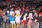 Ballybunion Lights Switch on : Disney characters Donald & Daisy & Mickey & Mini Mouse were surprise guests at the switching on of the Christmas lights in Ballybunion on Sunday last.
