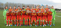 2014.03.26 U15 Belgium - Netherlands