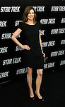 "HOLLYWOOD, CA. - April 30: Perrey Reeves  arrives at the Los Angeles premiere of ""Star Trek"" at the Grauman's Chinese Theater on April 30, 2009 in Hollywood, California.a"