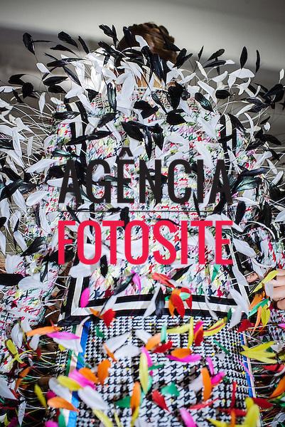 Nova Iorque, EUA 09/2014 - Desfile de Thom Browne  durante a Semana de moda de Nova Iorque  -  Verao 2015. <br /> <br /> Foto: FOTOSITE