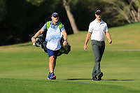 Ben Stow (ENG) on the 5th fairway during Round 1 of the Challenge Tour Grand Final 2019 at Club de Golf Alcanada, Port d'Alcúdia, Mallorca, Spain on Thursday 7th November 2019.<br /> Picture:  Thos Caffrey / Golffile<br /> <br /> All photo usage must carry mandatory copyright credit (© Golffile | Thos Caffrey)
